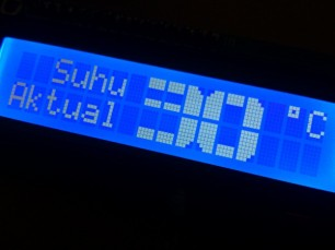 Big Number On LCD 16×2